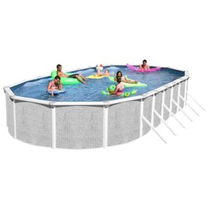 Heritage TA 331852GP-DXP Taos Complete Above Ground Pool