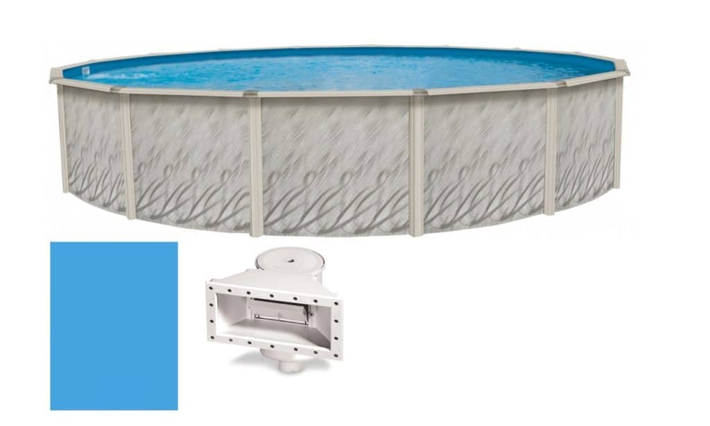 """Meadows Reprieve 30' x 52"""" Round Swimming Pool Review"""