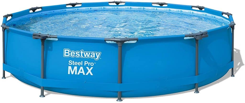 Bestway 12 ft above ground pool