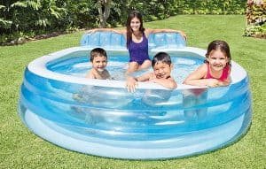 intex lounge pool