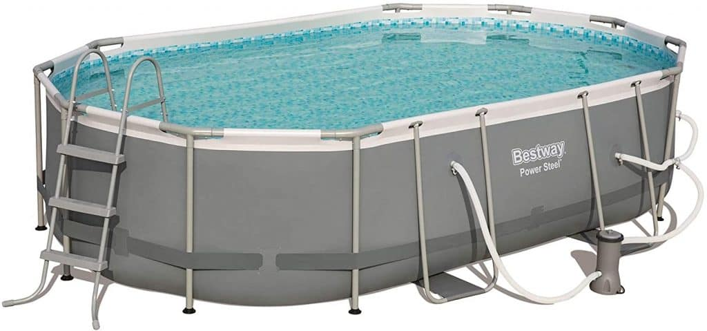 Bestway 16 x 24 above ground pool