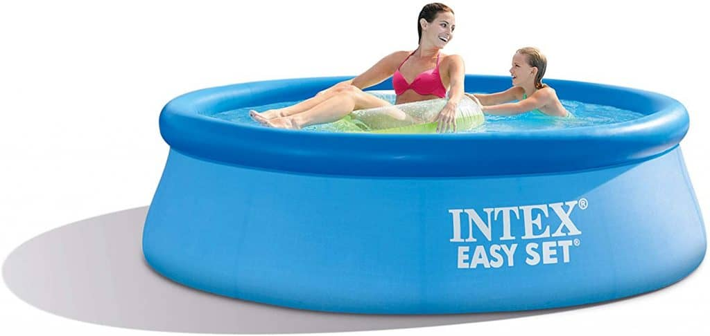 Intex 8ft Round Swimming Pool