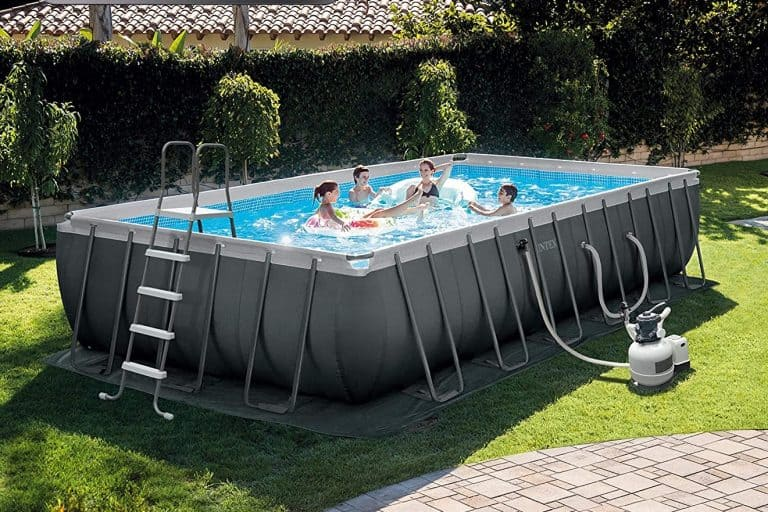best rectangular above ground pool