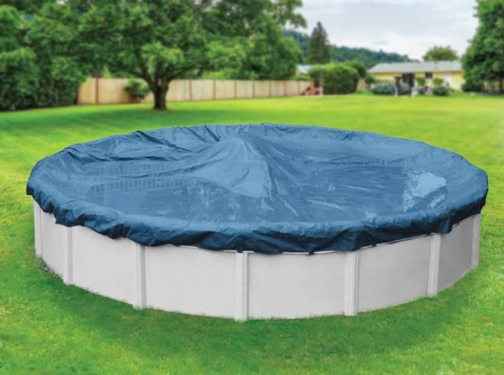 best winter pool cover