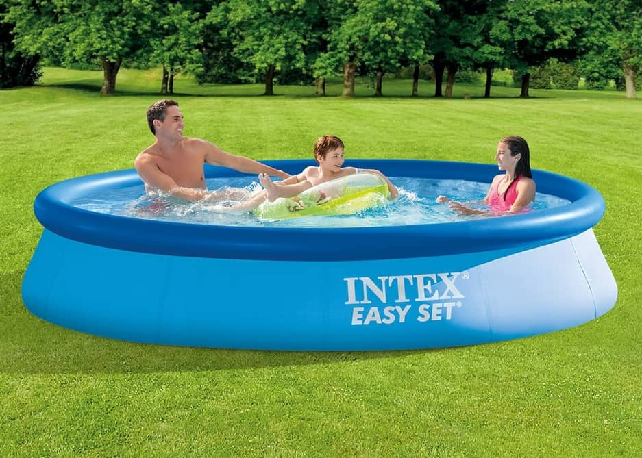 Intex 12ft pool