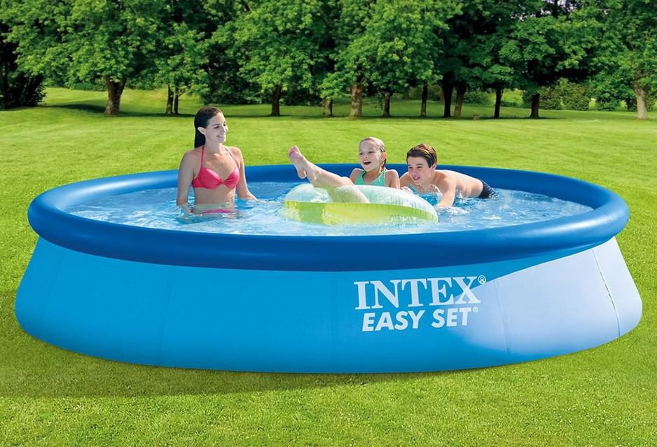 intex easy set 13ft