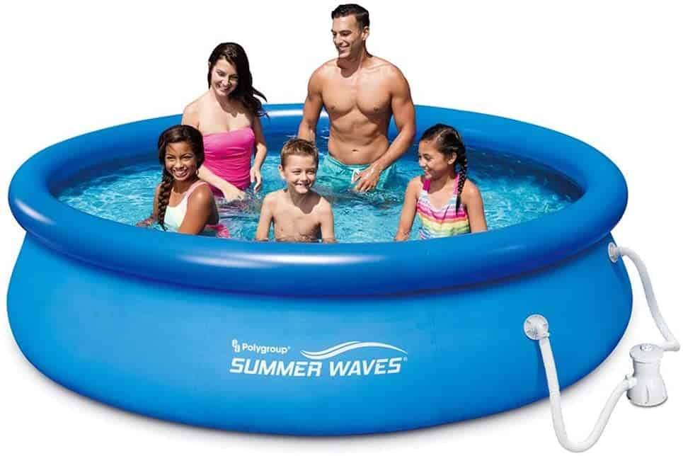 summer waves 10ft pool