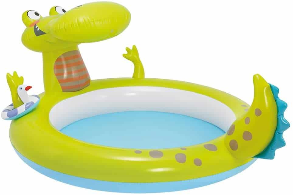 kiddie spray pool